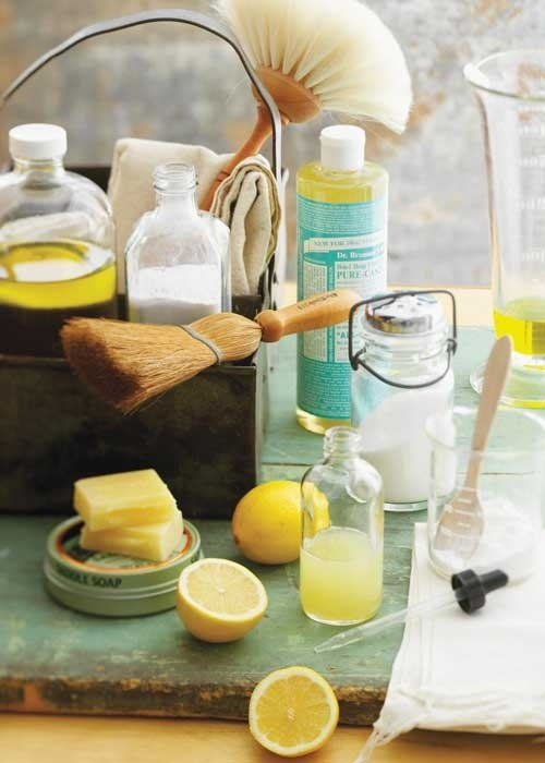 Green natural or homemade cleaning products london local services - Home made cleaning products ...