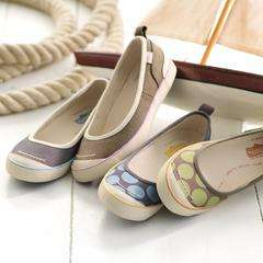 df2bb58c83e How to Clean Canvas Ballet Flats