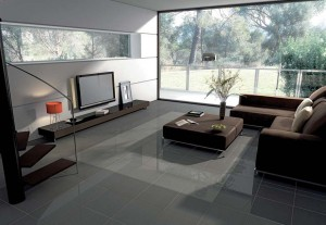 outsmart the dirt with tiles