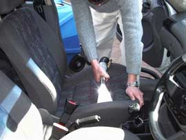 easily cleaning your car seats london local services. Black Bedroom Furniture Sets. Home Design Ideas