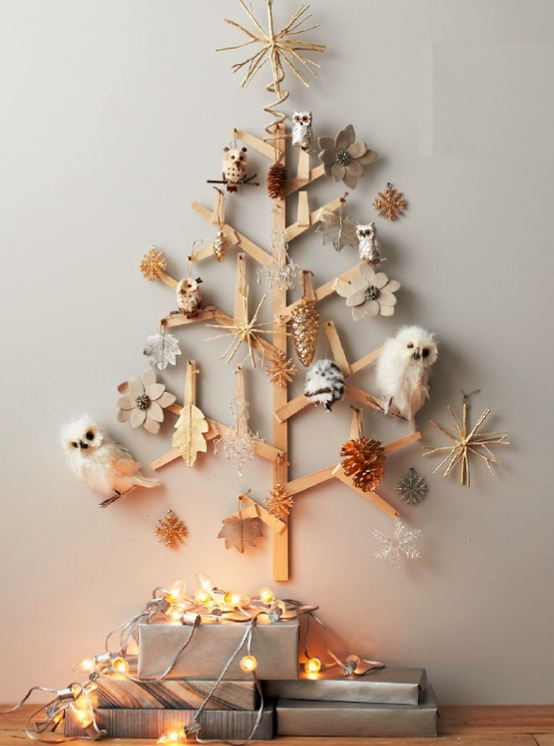 15 Ideas for Alternative Christmas Trees | London Local ...