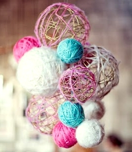yarn-decoration