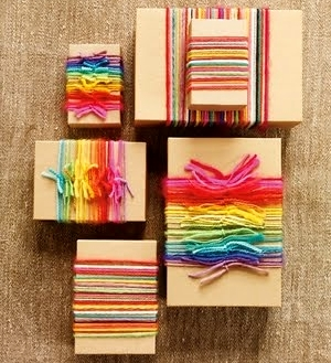 yarn-gift-wrapping