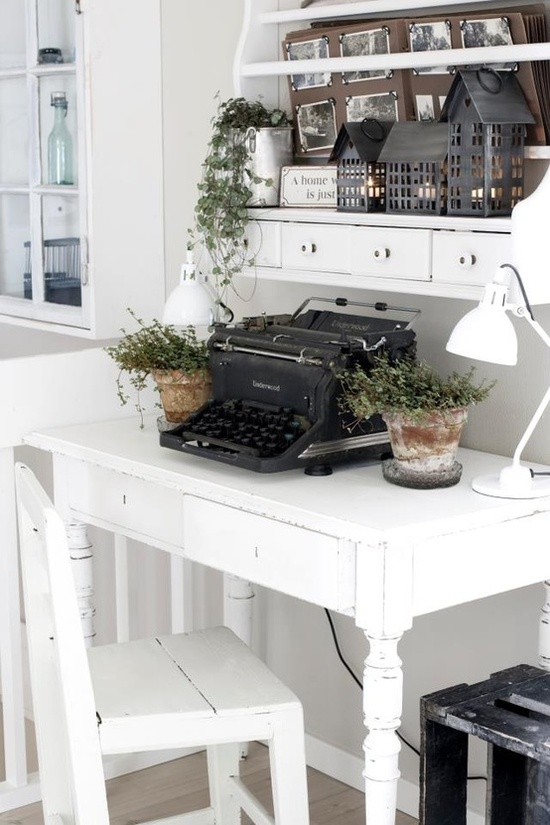 typewriter-decor