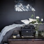 typewriter-bedroom
