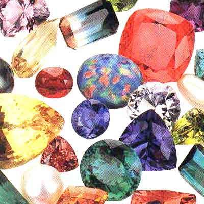 clean Precious Stones