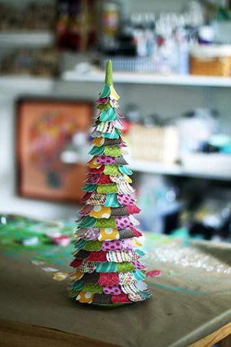 15 Ideas for Alternative Christmas Trees | London Local ...
